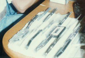 Los cassettes para emitir
