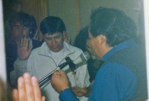 Oración Inicial de las transmisiones 28/Sep/1990