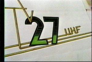 Primer logo del canal
