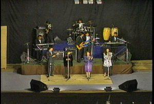 Acto musical: Grupo Ekklesía